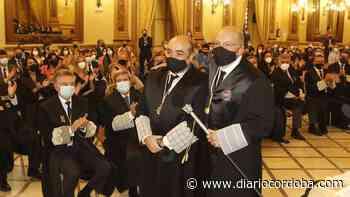El nuevo decano del Colegio de Abogados de Córdoba defiende la mediación en la Justicia - Diario Córdoba