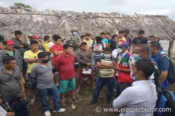 Desplazamiento en Bahía Solano: entrevista con Ulmer Mosquera, alcalde del municipio - El Espectador