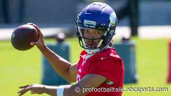 Texans were poised to take Kellen Mond one spot after the Vikings did