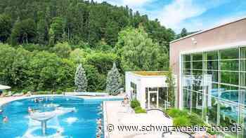 Zwangspause geht zu Ende - Therme in Bad Liebenzell ab Dienstag wieder offen - Schwarzwälder Bote