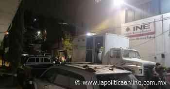 ¿Sorpresas en la revisión de paquetes electorales en Naucalpan? - La Política Online MX