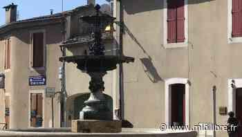 La fontaine du Chemin-Neuf coule à nouveau - Midi Libre
