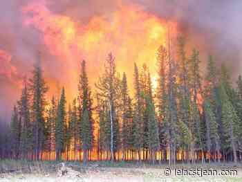 Faits divers Chemin des Passes: 2 feux poursuivent leurs ravages - Journal Le Lac St-Jean