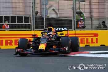 Verstappen : Red Bull ne doit pas suivre le même chemin que BMW - Motorsport.com France