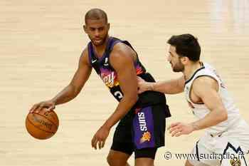 Play-offs NBA: Phoenix a fait la moitié du chemin vers la finale de conférence - SudRadio.fr