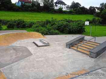 Engen: Jugendgemeinderat beschäftigt sich mit Änderungswunsch für Skatepark Engen - SÜDKURIER Online