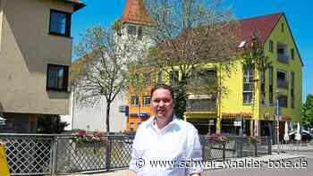 Angst vor dem Ersticken - Daniel Idelmann aus Hechingen leidet bis heute an den Folgen von Corona - Schwarzwälder Bote