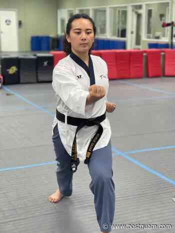 Caluag: Taekwondo tournament wins were a team effort - The Guam Daily Post