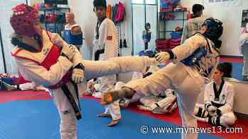 Olympic-style taekwondo camp melds competition, culture in Lake County - News 13 Orlando