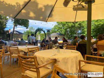 Le Fer à Cheval à Saint-Cloud : une terrasse gourmande pour l'été à Paris ! - sortiraparis