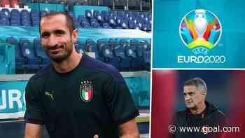Matchday LIVE: Italy and Turkey kick off Euro 2020