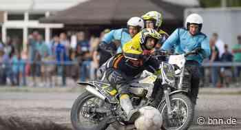 Motoballer aus Philippsburg und Ubstadt-Weiher starten mit Vollgas und vor Zuschauern in die neue Saison - BNN - Badische Neueste Nachrichten