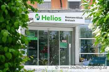 Das Drama um die Helios Klinik in Breisach geht weiter - Kommentare - Badische Zeitung