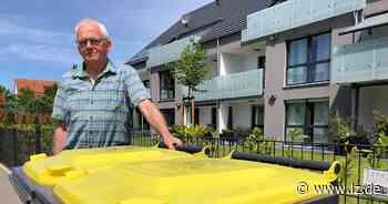Hausbewohner wartet halbes Jahr auf Gelbe Tonne | Lokale Nachrichten aus Bad Salzuflen - Lippische Landes-Zeitung