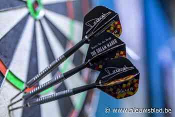 Zaterdag start Summer Tournament Darts in Tongeren