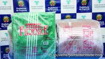 Empresa instalada em Itupeva doa 140 cobertores ao Fundo Social de Solidariedade - Portal da cidade