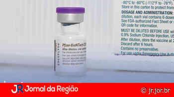 Itupeva recebe as primeiras doses da Pfizer e vai imunizar mais de 700 pessoas - JORNAL DA REGIÃO - JUNDIAÍ