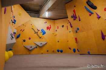 Boulogne-Billancourt. Un nouveau site d'escalade ouvre sur 1 700 m² - actu.fr