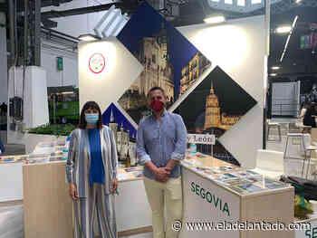 Segovia promociona la Real Casa de Moneda en la feria de turismo B-Travel - El Adelantado de Segovia
