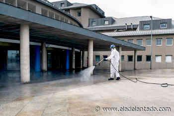 El Complejo Asistencial de Segovia recibe ocho millones para el servicio de limpieza - El Adelantado de Segovia