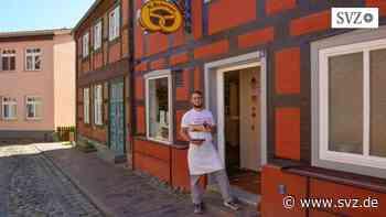 Von Handwerkskammer ausgezeichnet: Hannes Behrens baut eine Schaubäckerei in Plau am See auf | svz.de - svz.de