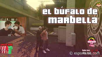 El búfalo Villalibre visita Marbella - Mejores momentos de Marbella Vice - Movistar eSports