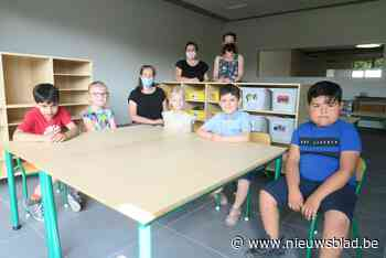 Kleuters Sint-Cordula verhuizen naar nieuwe parkschool