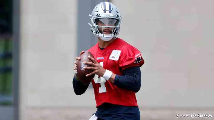 Cowboys' Prescott moving past horrific injury: 'I've buried it mentally' - Sportsnet.ca