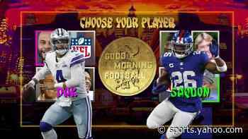 Prescott vs. Barkley: Which player's comeback season is more anticipated? - Yahoo Sports