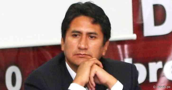 Juez de Huancavelica ordenó que se anule la sentencia por corrupción de Vladimir Cerrón - Canal N
