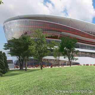 België had vandaag de EK-openingsmatch moeten organiseren, maar kreeg geen stadion gebouwd