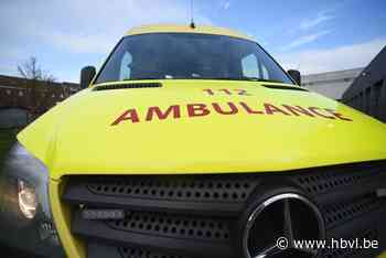 Veertiger zwaargewond na botsing in Lummen - Het Belang van Limburg