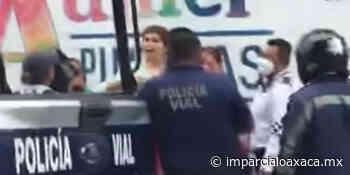 Denuncian abuso de autoridad en Santa Lucía del Camino - El Imparcial de Oaxaca