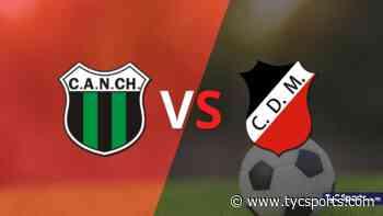 Por la Zona A - Fecha 12 se enfrentarán Nueva Chicago y Deportivo Maipú - TyC Sports