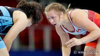 Olympic champ Erica Wiebe picks up bronze at Poland Open ranking series