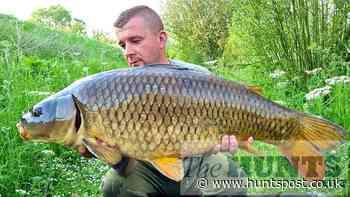 Fishing round-up: Big fish landed just before Carp start to spawn - Hunts Post