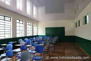 Mantenimiento a las instituciones educativas de Zipaquirá - Noticias Día a Día