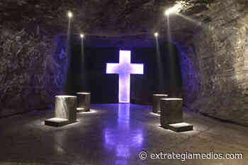 Catedral de Sal de Zipaquirá consolida la reactivación turística en el municipio - Extrategia Medios