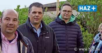 Jan Christoph Liehe ist CDU-Spitzenkandidat in Müllingen-Wirringen - Hannoversche Allgemeine