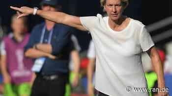Europameisterschaft - Voss-Tecklenburg: DFB-Krise schadet EM-Team nicht - RAN