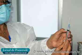 Aberto agendamento de imunização a partir dos 58 anos - Jornal de Pomerode