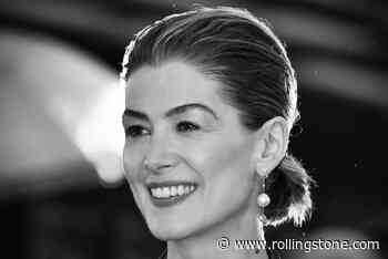 Historical Fiction Podcast 'Edith!' Stars Rosamund Pike as Former First Lady - Rolling Stone