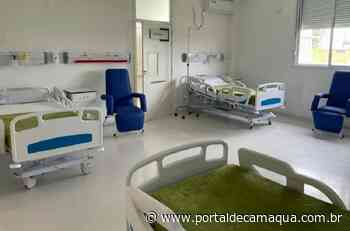 Hospital Regional de Santa Maria inaugura 20 leitos clínicos nesta terça, dia 8 de junho - Portal de Camaquã