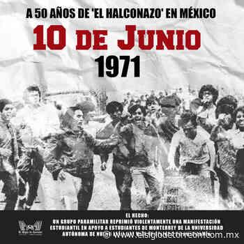1971: Ocurre en México la 'Matanza de Jueves de Corpus' o 'El Halconazo' - El Siglo de Torreón