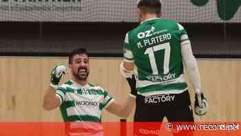 Reviravolta de leão: Sporting bate FC Porto e empata final do playoff - Record