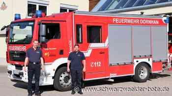 Freiwillige Feuerwehr Dornhan - Jubiläum ohne Festlichkeiten - Schwarzwälder Bote
