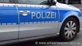 Polizeieinsatz in Wittershausen - Brüder werden während Streit handgreiflich - Schwarzwälder Bote