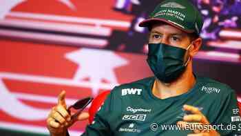 "Baku GP: Zu früher Boxenstopp? ""Reifenflüsterer"" Sebastian Vettel verteidigt Aston-Martin-Strategie - Eurosport DE"