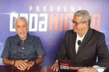 Programa CadaMinuto entrevista o diretor-presidente da cooperativa Pindorama, Clécio Santos - Cada Minuto