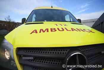 Veertiger zwaargewond na botsing in Lummen (Lummen) - Het Nieuwsblad
